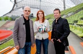 "Sky Deutschland: ""Monica Lierhaus trifft ..."" mit neuen Folgen bei Sky Sport News HD"