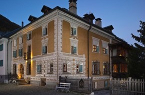 GastroSuisse: Embargo 18.9. 14 h 00 - Chesa Salis à Bever élu «Hôtel historique de l'année 2015»