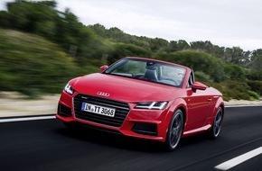 Audi AG: Audi steigert Absatz im ersten Halbjahr um 5,6 Prozent
