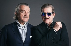 "Universal International Division: YELLO: Neues Album ""TOY"" + Live im Kraftwerk Berlin"