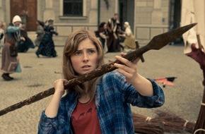 Constantin Film: Das mitreißende Fantasy-Abenteuer MARA UND DER FEUERBRINGER ab 02. April 2015 im Kino