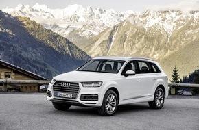 Audi AG: Audi steigert Absatz im September