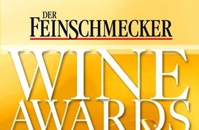 """Jahreszeiten Verlag, DER FEINSCHMECKER: Die WINE-AWARDS 2016 / DER FEINSCHMECKER kürt Christian Berkel zum """"Weingourmet des Jahres"""""""