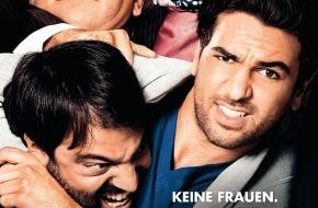 Constantin Film: MÄNNERHORT / Wo Männer noch echte Männer sein dürfen / Ab 2. Oktober 2014 im Kino