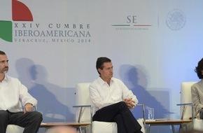 Santander Consumer Bank AG: Ana Botín präsentierte die Universia 2014 Rio Charta