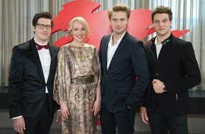 """ARD Das Erste: Das Erste / """"Verbotene Liebe"""": Ein Hackerangriff und zwei attraktive Typen / Nic Romm und Daniel Axt verstärken ab Freitag, 8. Mai 2015, das Ensemble der ARD-Weekly"""