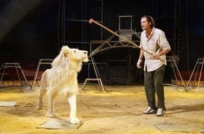 """Aktionsbündnis """"Tiere gehören zum Circus"""": Dokumentation über Zirkustiere im WDR: Verhaltensforscher widerspricht Zirkusgegnern"""