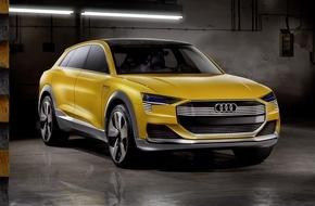 Audi AG: Sportlich, effizient und rundum vernetzt - Audi auf der NAIAS 2016
