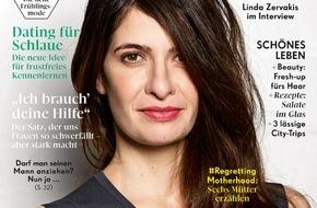 EMOTION Verlag GmbH: Linda Zervakis: Nachrichtenverzicht im Mutterschutz (FOTO)