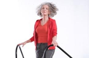 Aktion Gesunder Rücken e. V.: Gesund alt werden - so bleiben Sie vital