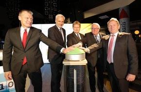 RWE Deutschland AG: RWE testet innovativen Energiespeicher: Unternehmen startet Power to Gas-Anlage mit höchstem Nutzungsgrad