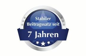 BKK VBU: BKK VBU: Alternative Heilmethoden stark nachgefragt, Beitragssatz 2016 stabil