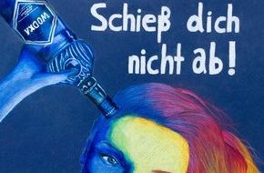 DAK-Gesundheit: DAK-Kampagne gegen Komasaufen: Drogenbeauftragte kürt Bundessieger