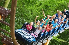 Niederländisches Büro für Tourismus & Convention (NBTC): Familienspaß in Duinrell / Niederländischer Freizeitpark feiert 80-jähriges Bestehen