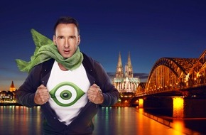 sixx GmbH: Achtung Köln, Super-Jochen ist im Anflug