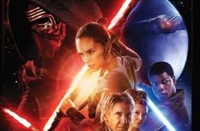 """Sky Deutschland: """"Star Wars: Episode VII - Das Erwachen der Macht"""" ab Donnerstag auf Sky Select"""