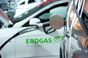 erdgas mobil GmbH: Abgasdiskussion: Saubere Mobilität ist mit Erdgas schon heute möglich
