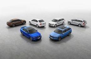 Skoda Auto Deutschland GmbH: Erfolgreich, attraktiv, vielseitig: der SKODA Octavia