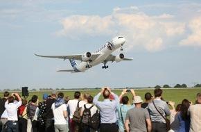 Messe Berlin GmbH: Günstige Reiseangebote zur ILA Berlin Air Show / Deutsche Bahn, Lufthansa und visitBerlin bieten Berlin-Specials zur Internationalen Luft- und Raumfahrtausstellung