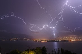 Wetter-Alarm: Alarme-Météo: le système d'alerte météo fête son 10e anniversaire