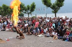 Ticino Turismo: Tessin im Mai: Top-Unterhaltung zum Nulltarif
