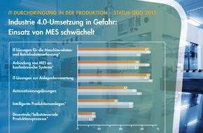 Freudenberg IT: Deutschlands Mittelstand zögert beim MES-Einsatz