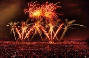 Hannover Marketing und Tourismus GmbH: Tschechisches Team gewinnt den 23. Internationalen Feuerwerkswettbewerb in Hannover