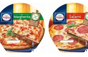 Nestlé Wagner GmbH: Neu in der Tiefkühlabteilung: Original Wagner Pizza - Glutenfrei