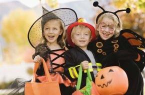 CosmosDirekt: Halloween: Süße Streiche, saure Folgen (FOTO)