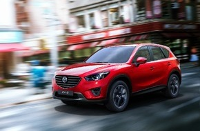 Mazda: Mazda bleibt auf Rekordkurs