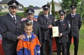Freiwillige Feuerwehr Bedburg-Hau: FW-KLE: Gemeindebrandinspektor Josef Ingenhaag verabschiedet