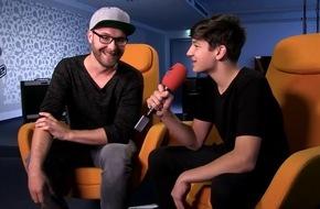 "SAT.1: ""The Voice Kids""-Sieger Noah-Levi (14) feiert Comeback als Online-Reporter"
