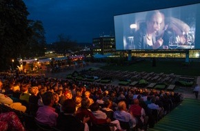 Cinerent OpenAir AG: Salt Cinema: Ein moderner Liebesfilm begeistert am Eröffnungsabend Berns Prominenz