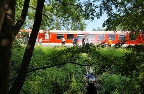 Feuerwehr Arnsberg: FW-AR: Brand in Regionalzug geht glimpflich aus