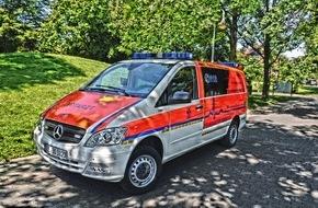 Feuerwehr Dorsten: FW-Dorsten: 20 Menschen klagten über Reizungen der Atemwege-Ursache bisher unklar