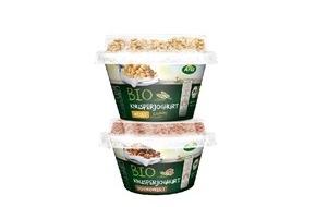 Arla Foods Deutschland GmbH: Lecker! Frisch! Knusprig! - Der neue Arla BIO Knusperjoghurt