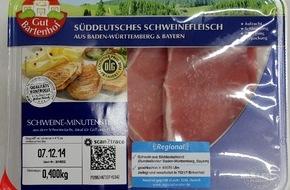 NORMA: NORMA: Bringt mehr regionales Fleisch zum Fest / Kurz vor Weihnachten das blaue Regionalfenster noch weiter geöffnet