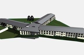 Asklepios Kliniken: Asklepios Klinikum Höxter plant Neubau / Neubaukosten rund 25 Mio. Euro, finanziert aus Eigenmitteln von Asklepios