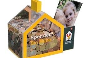 McDonald's Kinderhilfe Stiftung: Rekordbetrag in den Spendenhäuschen: McDonald's-Gäste spenden rund 3 Millionen Euro für die Kinderhilfe Stiftung