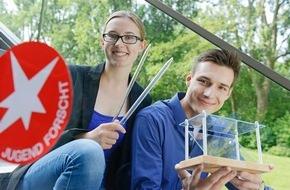 Stiftung Jugend forscht e.V.: Jugend forscht: Auftakt zum Bundesfinale 2016 in Paderborn