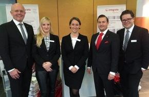 Integrata AG: Inspirierendes Menü an Personalthemen auf dem Stuttgarter Wissensforum am 16.10.2015 / Kunden der Integrata AG starteten mit exklusivem Appetizer in den Tag