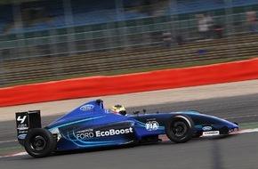 Ford-Werke GmbH: Weltpremiere des Formel 4-Rennwagens läutet neue Ära der erfolgreichen Nachwuchsrennserien von Ford ein