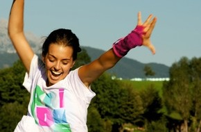 """womensweekend GmbH: Das erfolgreiche """"womensweekend"""" ®  -  zum dritten Mal in der Schweiz / Ein Wochenende nur für Frauen mit viel Sport, Entspannung und Party - vom 12. bis 14. September 2014 in der Lenzerheide"""