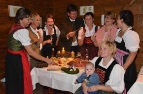 Alpenregion Bludenz: Landwirt trifft Gastwirt im Klostertal
