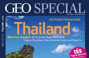 Gruner+Jahr, GEO Special: GEO Special Thailand