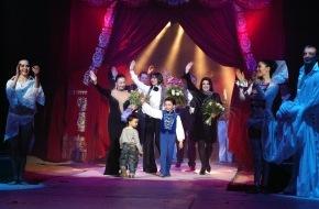 Circus KNIE - Schweizer National-Circus AG: Circus Knie: Erfolgreiches Zürcher Gastspiel