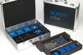 SCHOTT AG: SCHOTT Solar bringt Sonnenenergie in den Unterricht (mit Bild)