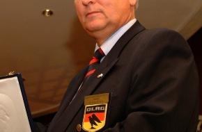 DLRG - Deutsche Lebens-Rettungs-Gesellschaft: Dr. Klaus Wilkens feiert 60. Geburtstag