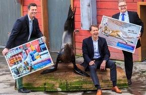 """Hannover Marketing und Tourismus GmbH: Erlebnis-Zoo Hannover: """"Mit 150 noch so lässig!"""" (FOTO)"""