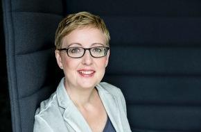 """3sat: 3sat-Magazin """"Kulturzeit"""" mit neuer Leitung / Anja Fix wird zum 1. September Redaktionsleiterin"""